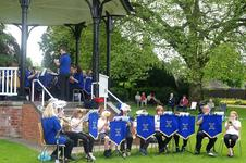 The Grand Ensemble at Droitwich Lido Park